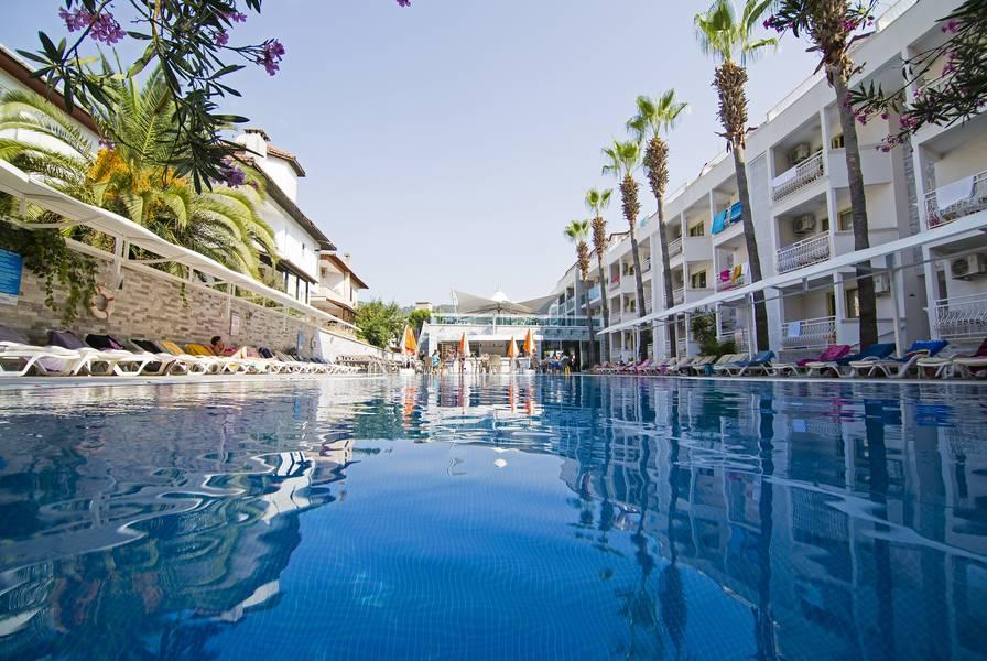 Holidays at Mirage World Hotel in Icmeler, Dalaman Region