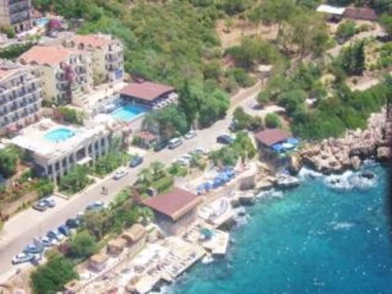 Holidays at Aqua Princess Hotel in Kas, Dalaman Region