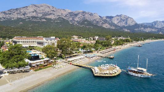 Holidays at DoubleTree by Hilton Antalya-Kemer in Kemer, Antalya Region