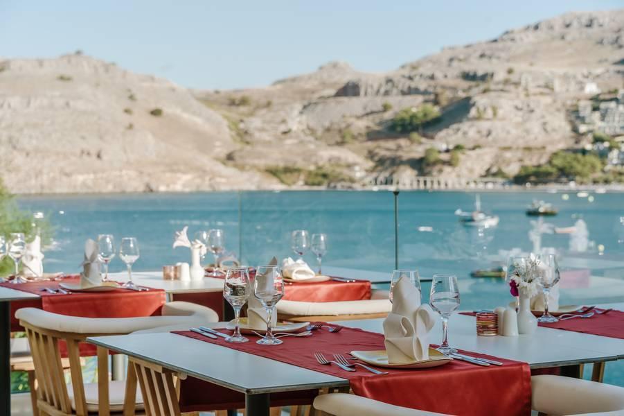 Lindos Royal Hotel Lindos Rhodes Greece Book Lindos