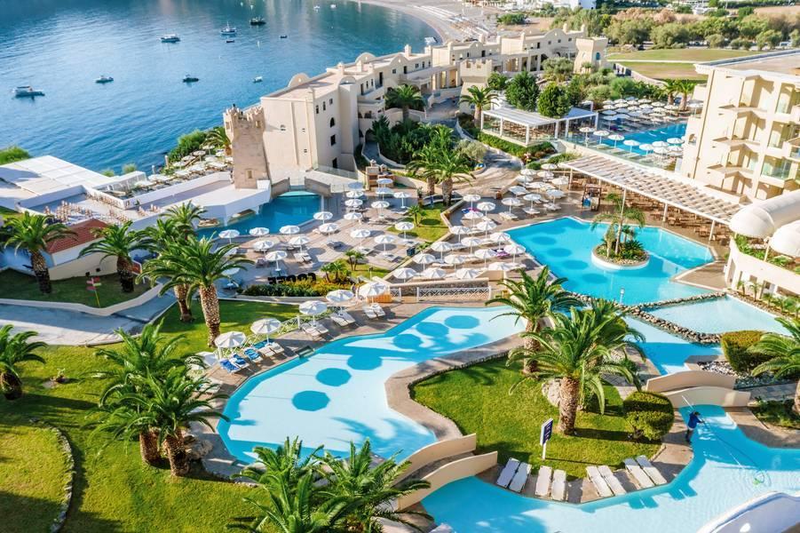 Holidays at Lindos Royal Hotel in Lindos, Rhodes