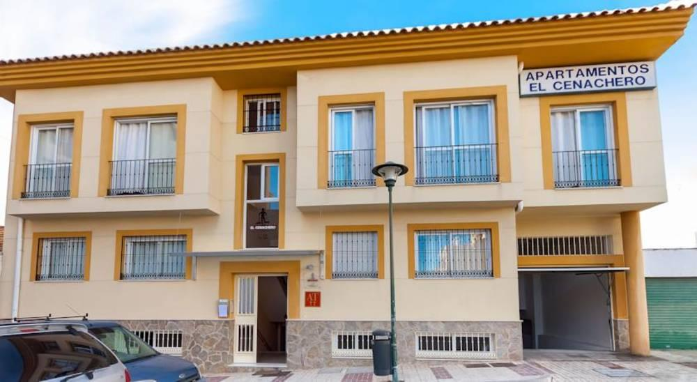Holidays at El Cenachero Apartments in Malaga, Costa del Sol