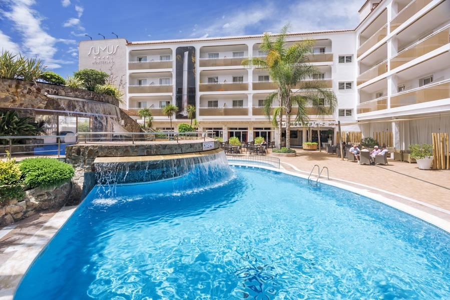 Holidays at Monteplaya Hotel - Adults Only in Malgrat de Mar, Costa Brava