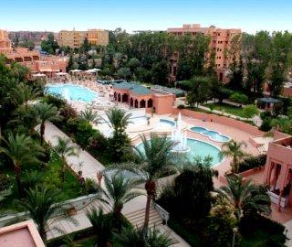 Holidays at Mansour Eddahbi Hotel in Marrakech, Morocco