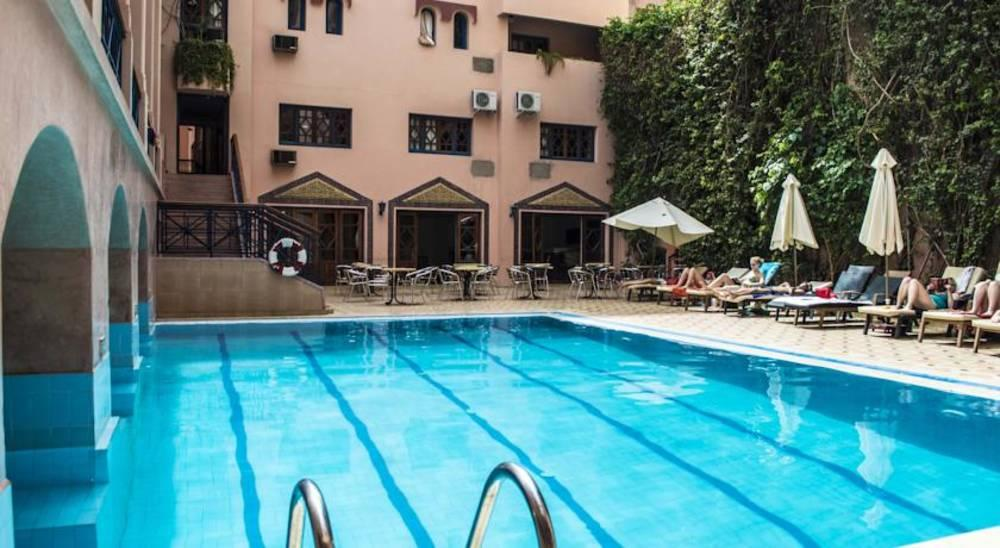 Holidays at Oudaya Hotel in Marrakech, Morocco