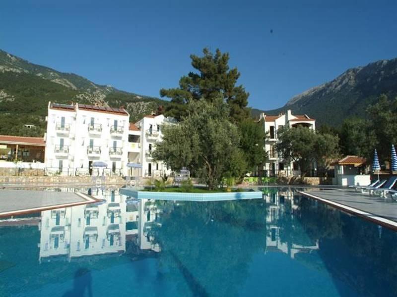 Holidays at Perdikia Beach Hotel in Olu Deniz, Dalaman Region