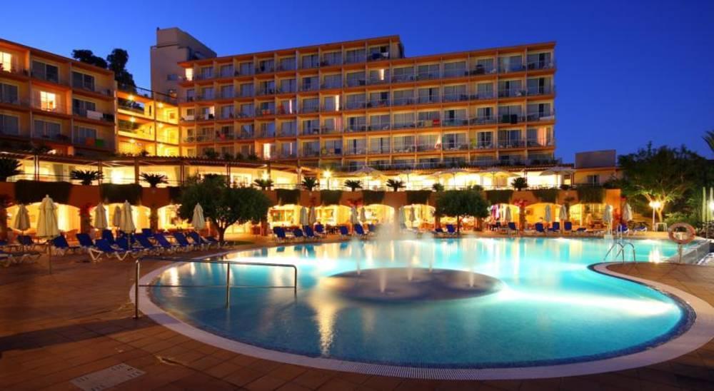 Holidays at Valentin Park Club Hotel in Paguera, Majorca
