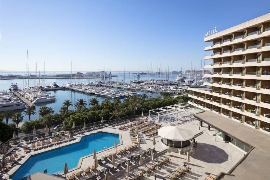 Holidays at Melia Palma Marina (ex Melia Palas Atenea) in Palma de Majorca, Majorca