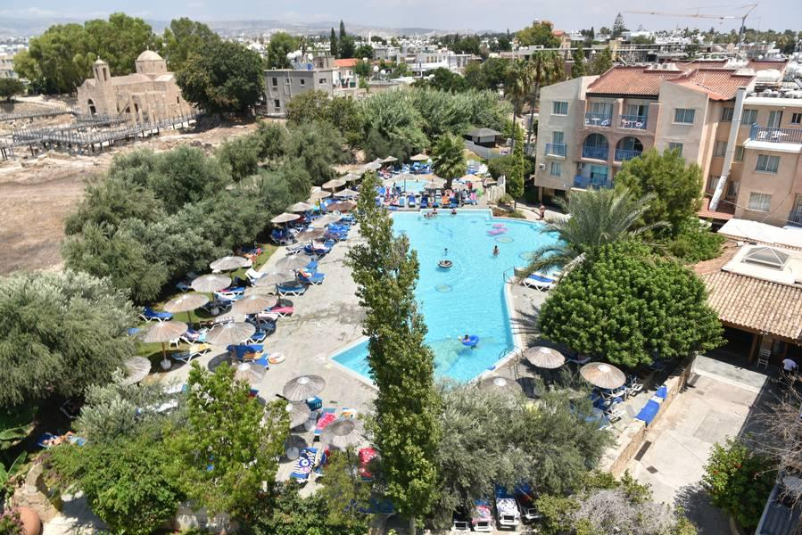 Holidays at Basilica Holiday Resort Hotel in Paphos, Cyprus