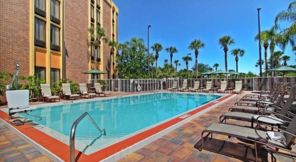 Holidays at Comfort Inn Maingate Hotel in Kissimmee, Florida