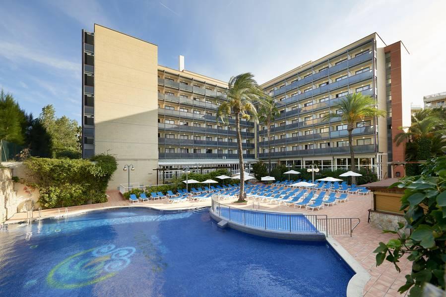 Holidays at Eurosalou Hotel in Salou, Costa Dorada