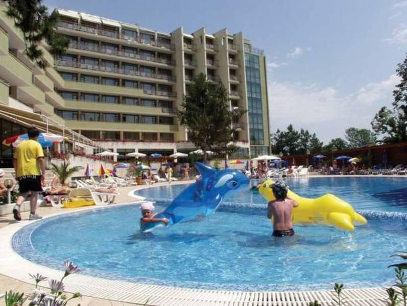 Holidays at Edelweiss Hotel in Golden Sands, Bulgaria