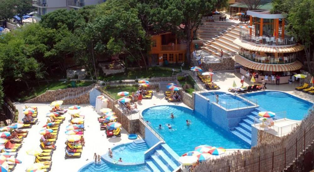 Holidays at Primasol Sunlight Sunrise Hotel in Golden Sands, Bulgaria