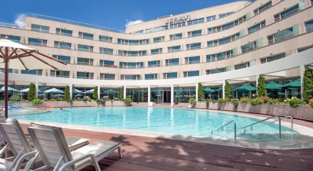 Holidays at Jeravi Hotel in Sunny Beach, Bulgaria