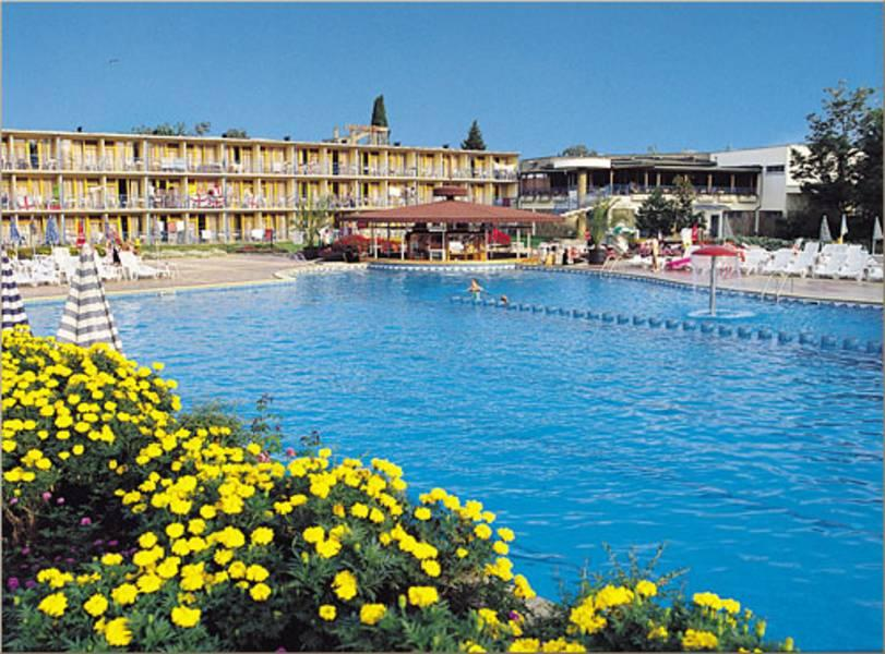 Holidays at Park Hotel Continental in Sunny Beach, Bulgaria