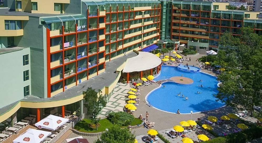 Holidays at MPM Kalina Gardens Hotel in Sunny Beach, Bulgaria
