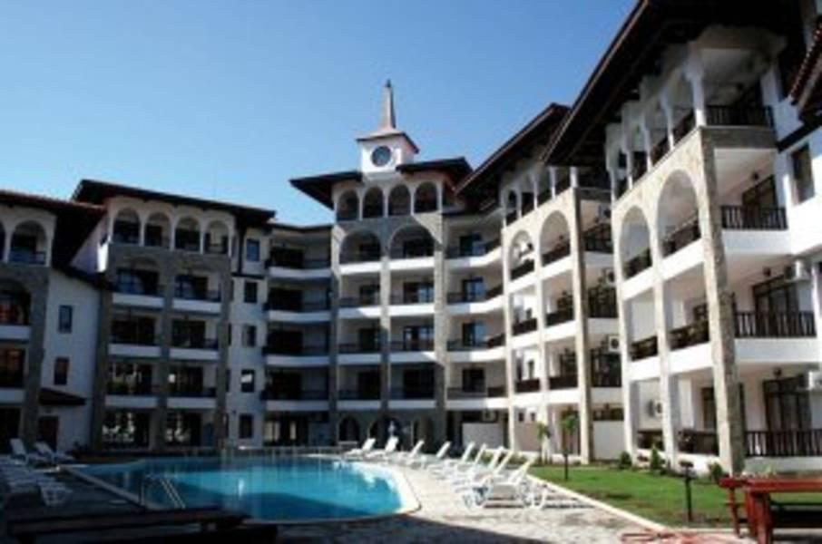 Holidays at Severina Apartments in Sunny Beach, Bulgaria