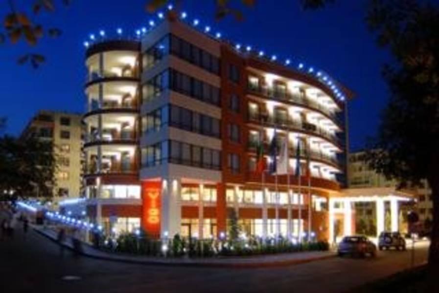 Holidays at Vigo Hotel in Nessebar, Bulgaria