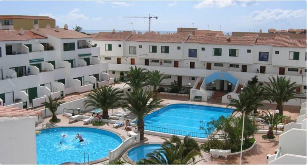 Holidays at Alondras Park Apartments in Costa del Silencio, Tenerife