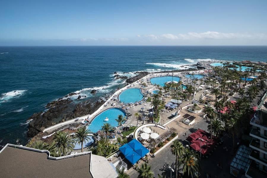 Holidays at Catalonia Las Vegas Hotel in Puerto de la Cruz, Tenerife