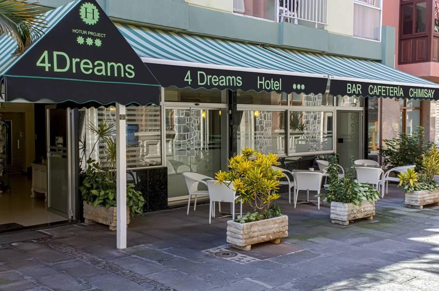 Holidays at 4Dreams Hotel in Puerto de la Cruz, Tenerife