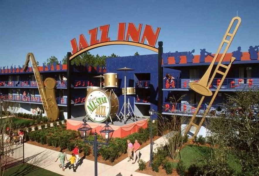 Holidays at Disney's All Star Music Resort Hotel in Disney, Florida