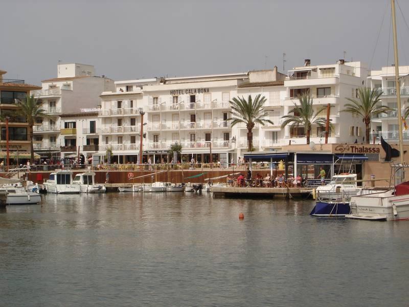 Holidays at Cala Bona Hotel in Cala Bona, Majorca
