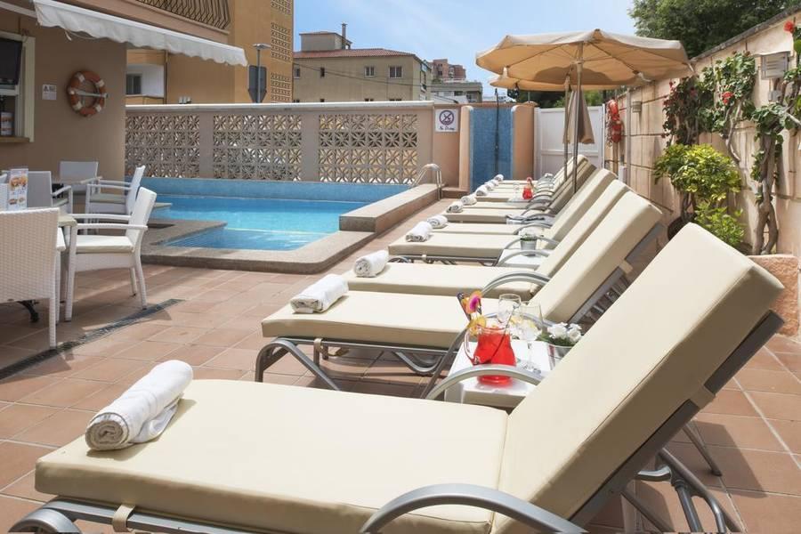 Holidays at Gabarda and Gil Hotel in Palma Nova, Majorca