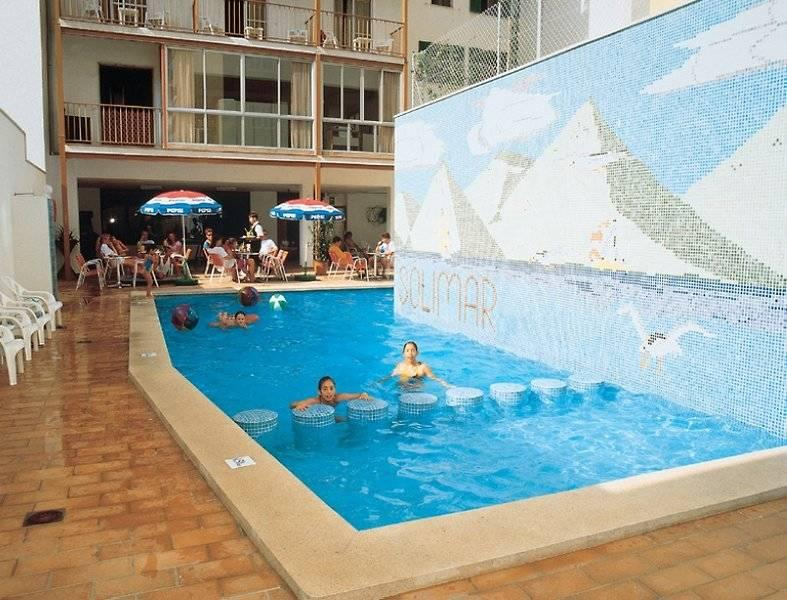 Holidays at Whala Solimar Hotel in El Arenal, Majorca