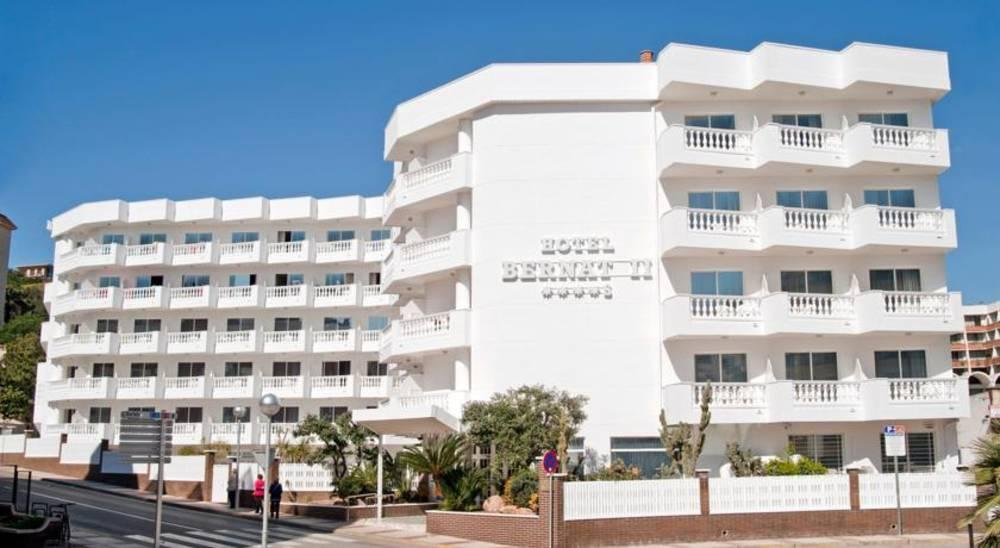 Holidays at Bernat II Hotel in Calella, Costa Brava