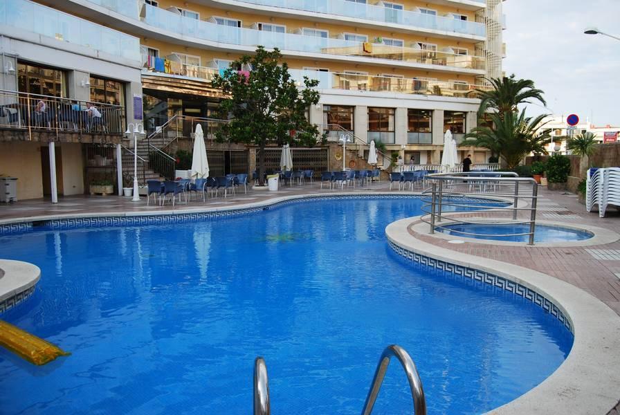 Holidays at Esplai Hotel in Calella, Costa Brava