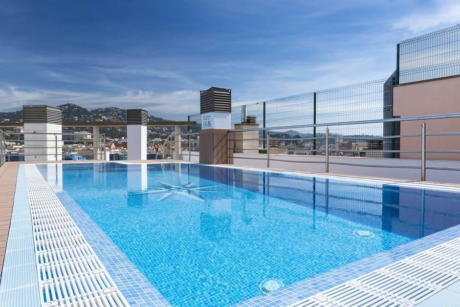 Holidays at Blau Apartments in Lloret de Mar, Costa Brava