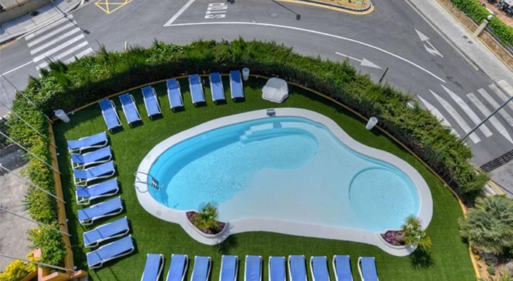 Holidays at 30 Degrees Hotel Santa Cristina in Lloret de Mar, Costa Brava