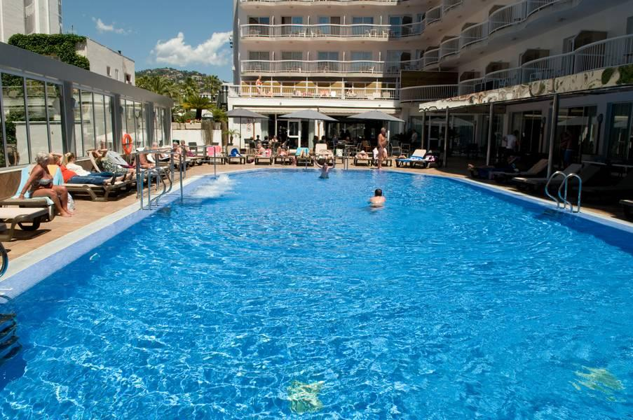 Holidays at Helios Hotel in Lloret de Mar, Costa Brava
