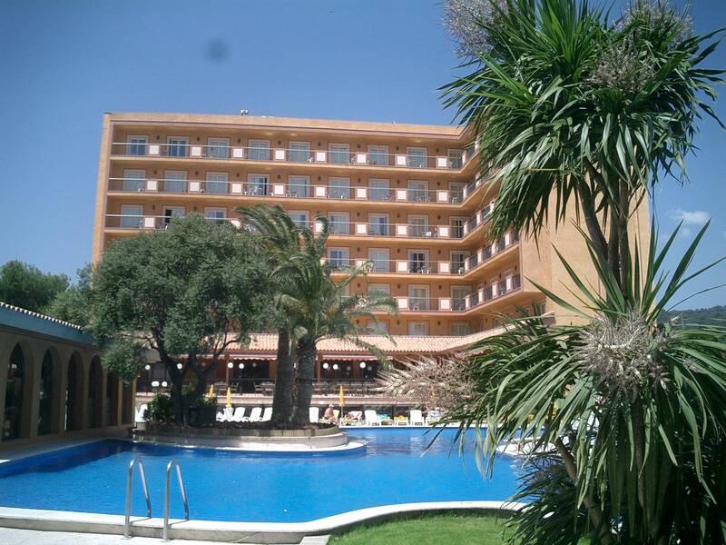 Holidays at Luna Park Hotel Yoga & Spa in Malgrat de Mar, Costa Brava