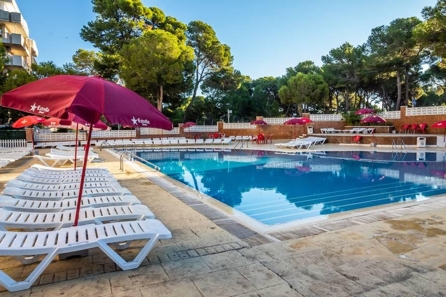 Holidays at Internacional II Apartments in Salou, Costa Dorada