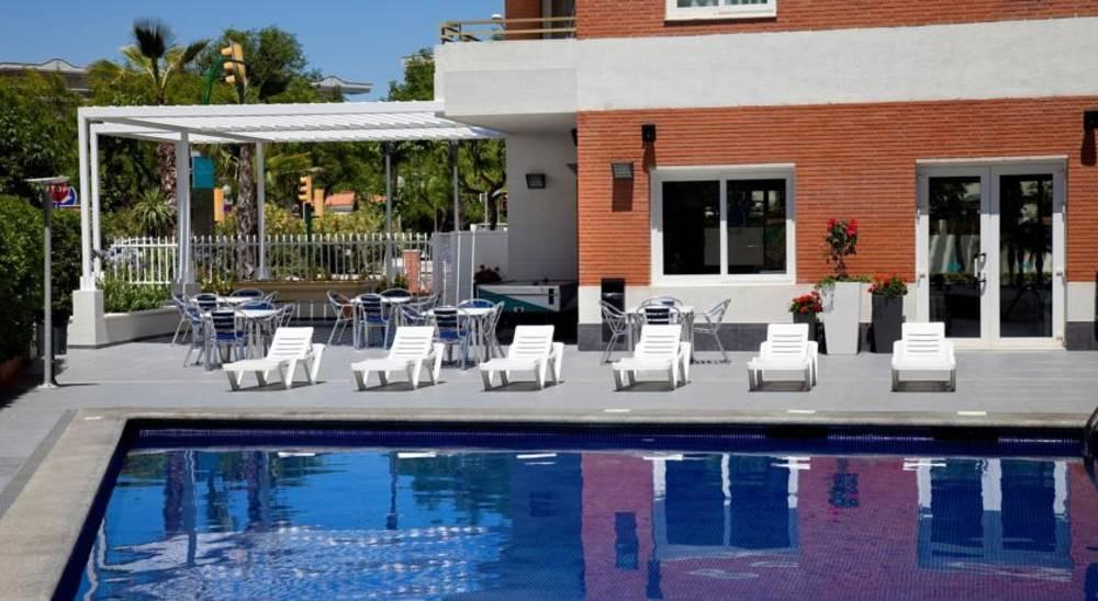 Holidays at Les Dalies Apartments in Salou, Costa Dorada