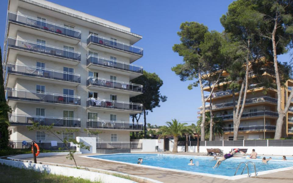 Holidays at Priorat Apartments in Salou, Costa Dorada