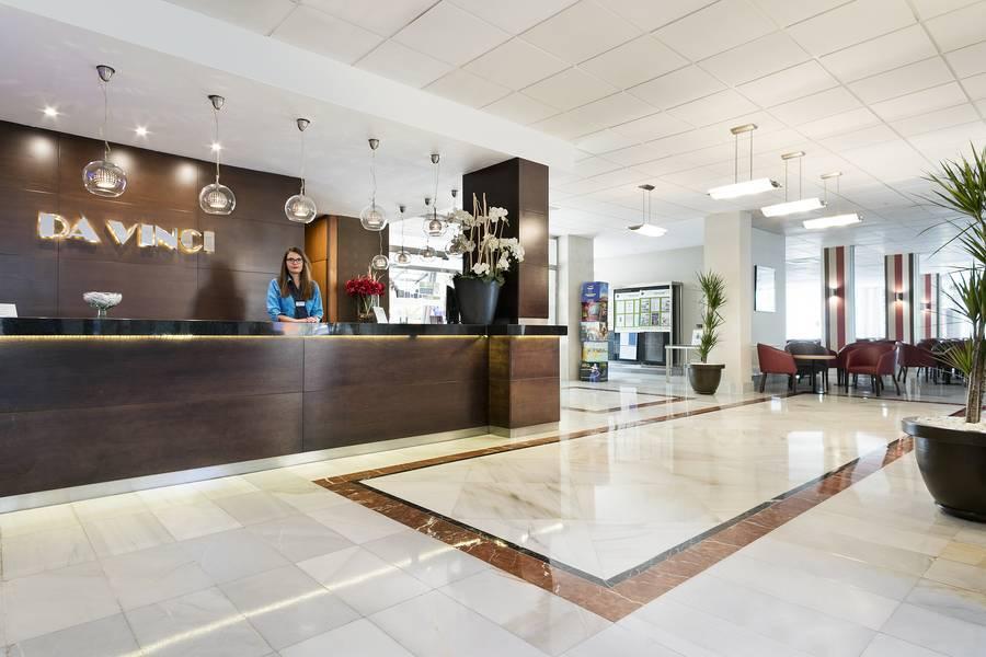 Best Da Vinci Royal Apartments, Salou, Costa Dorada, Spain ...