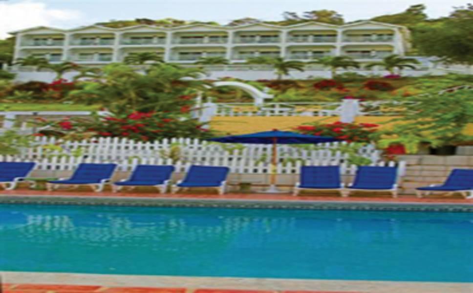 Holidays at Flamboyant Inn Hotel in St George's, Grenada