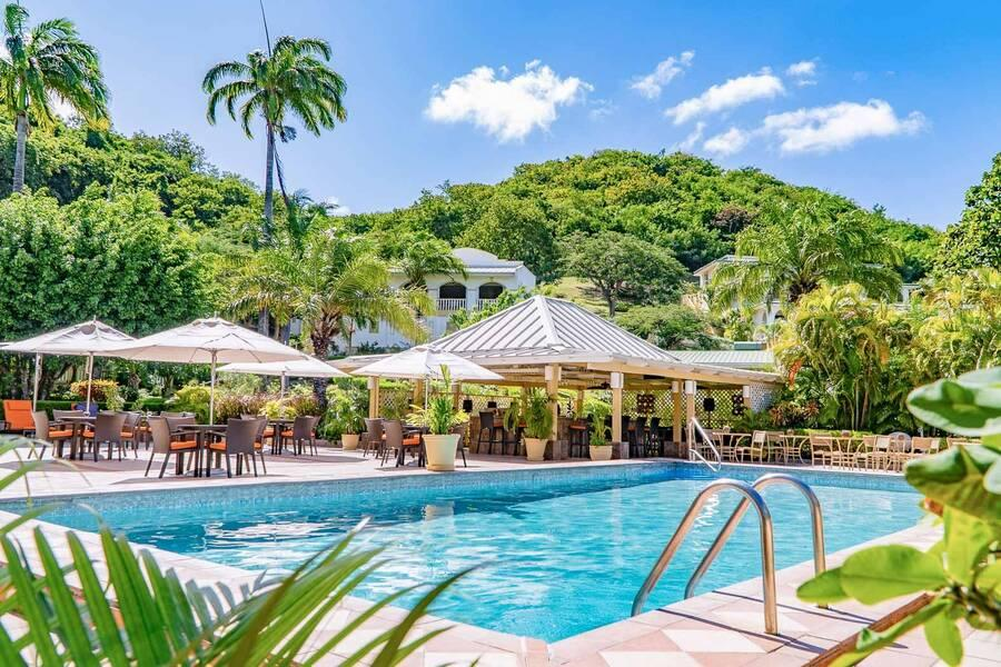 Holidays at Blue Horizons Garden Resort Hotel in St George's, Grenada