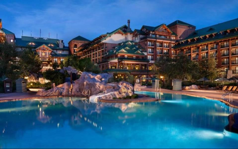 Holidays at Disney's Wilderness Lodge in Disney, Florida