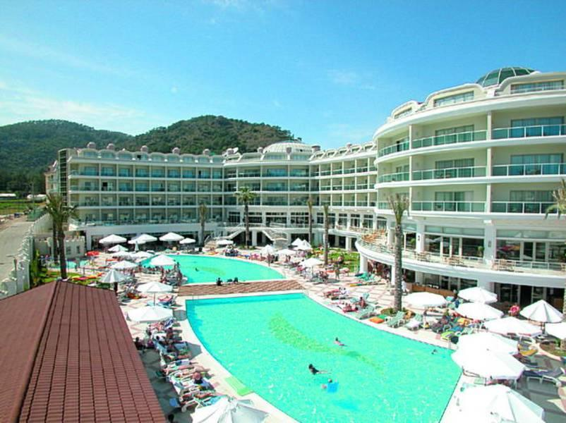 Holidays at Pineta Park Deluxe Hotel in Marmaris, Dalaman Region
