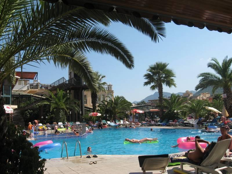 Holidays at Pineta Club Hotel in Marmaris, Dalaman Region