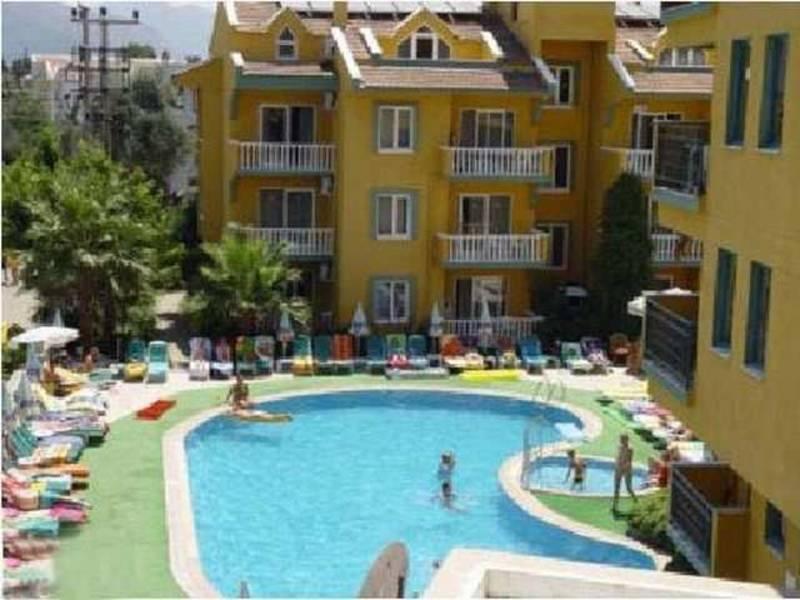 Holidays at Club Sultan Maris Apartments in Marmaris, Dalaman Region