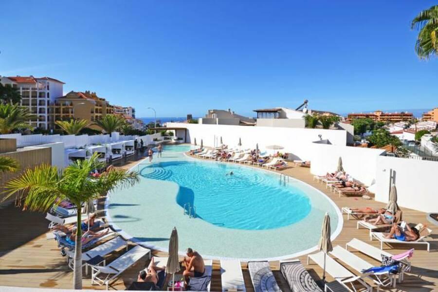 Holidays at Labranda Oasis Mango Apartments in Los Cristianos, Tenerife