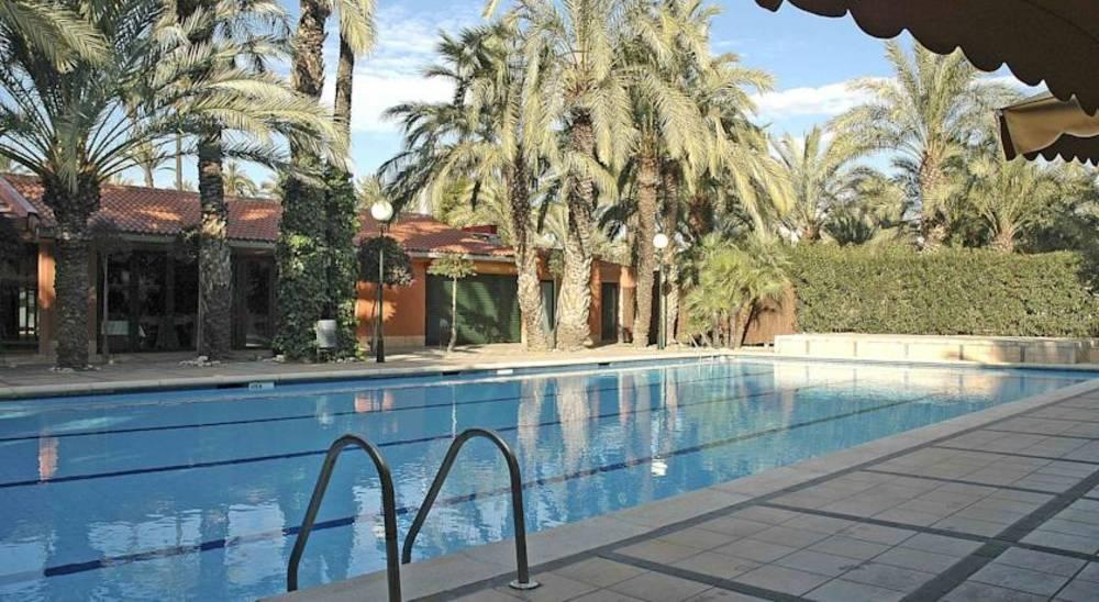 Holidays at Jardin Milenio Hotel in Elche, Costa Blanca