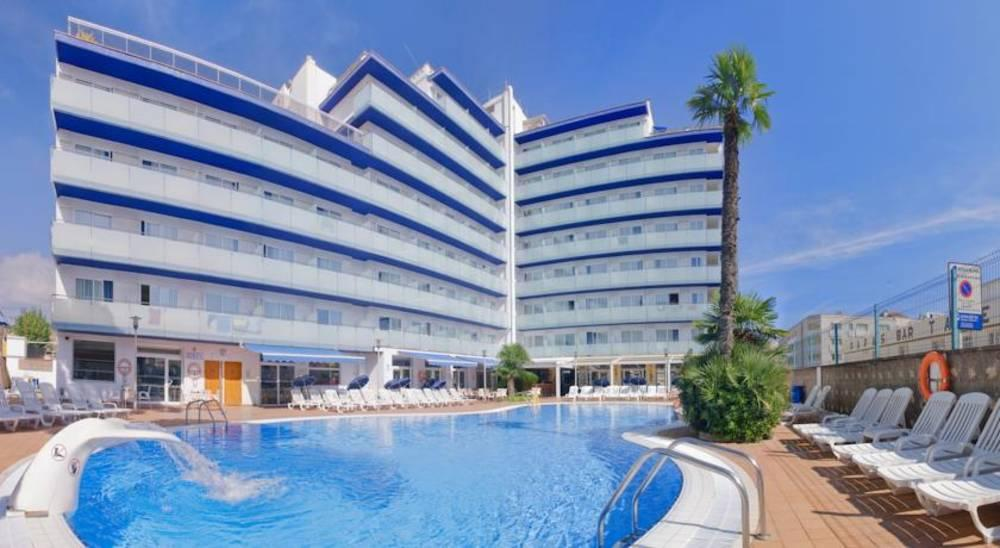Holidays at Mar Blau Hotel in Calella, Costa Brava