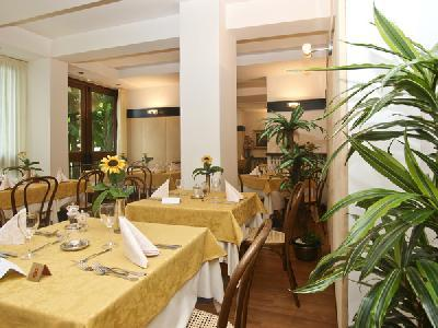 Holidays at Bristol Hotel in Riva del Garda, Lake Garda