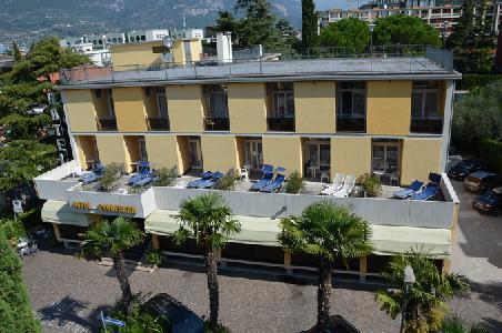 Gardesana hotel riva del garda lake garda italy book gardesana hotel online - Hotel giardino riva del garda ...